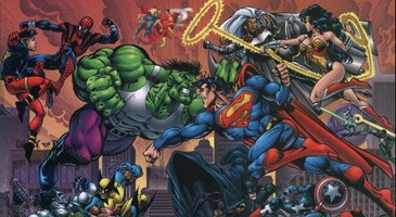 Téma: Marvel vs. DC Comics