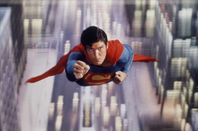 Christopher Reeve ve filmu  / Superman