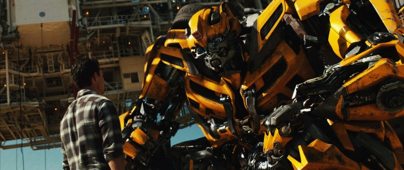 Fotografie z filmu Transformers 3 / Transformers: Dark of the Moon