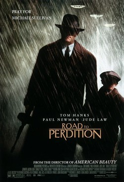 Plakát filmu Road to Perdition