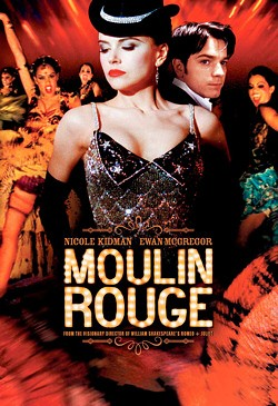 Plakát filmu Moulin Rouge / Moulin Rouge!