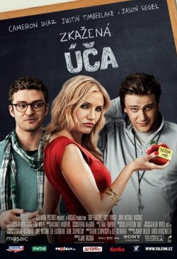 Plakát filmu Zkažená úča / Bad Teacher
