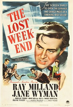 The Lost Weekend - 1945