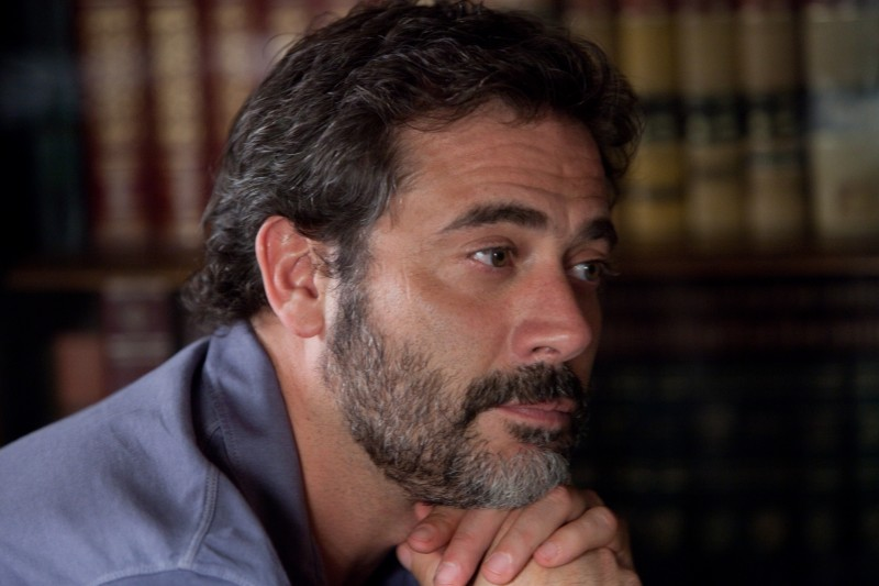 Jeffrey Dean Morgan ve filmu Intimní past / The Resident