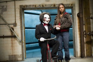 Regina Hall ve filmu <b>Scary Movie 4</b>