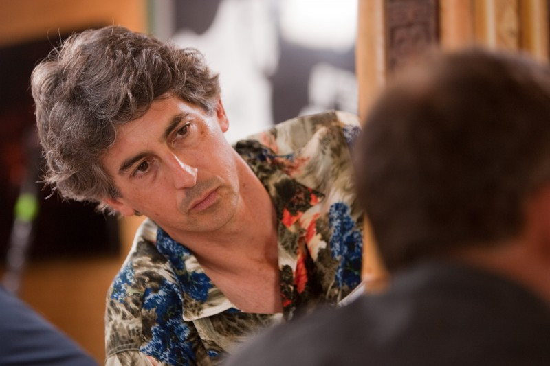 Alexander Payne ve filmu Děti moje / The Descendants