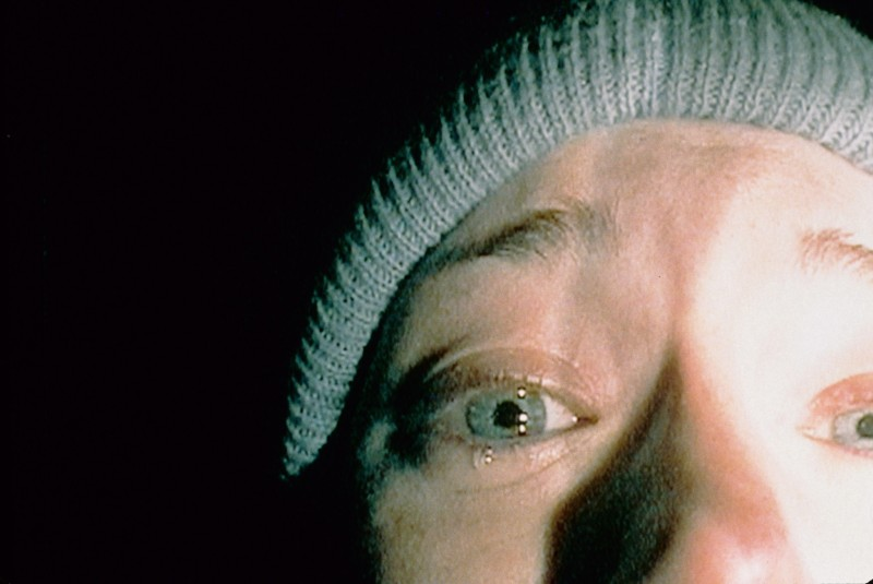 Heather Donahue ve filmu Záhada Blair Witch / The Blair Witch Project