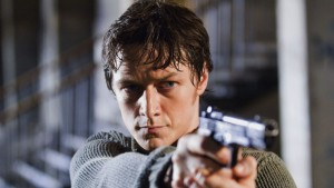 James McAvoy ve filmu <b>Wanted</b>