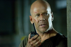Bruce Willis ve filmu <b>Smrtonosná past 4.0</b>
