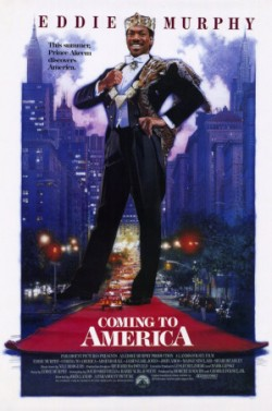 Coming to America - 1988