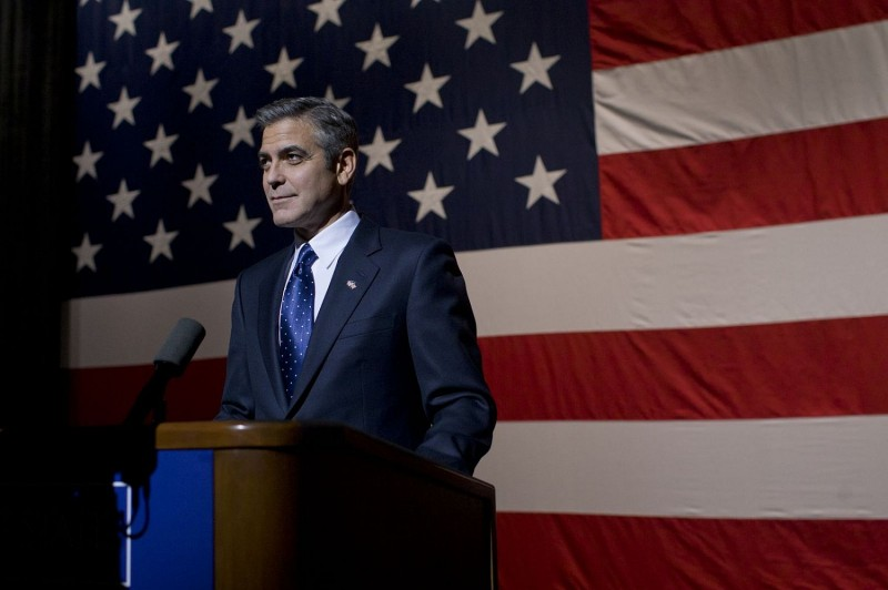 George Clooney ve filmu Den zrady / The Ides of March