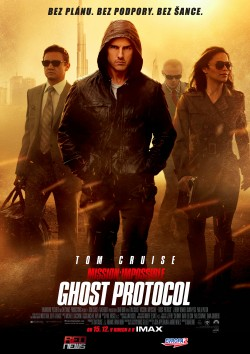 Plakát filmu  / Mission: Impossible - Ghost Protocol