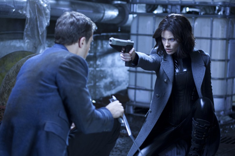 Kate Beckinsale ve filmu Underworld: Probuzení / Underworld: Awakening