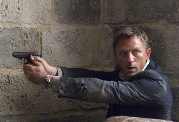 Daniel Craig ve filmu Quantum of Solace / Quantum of Solace