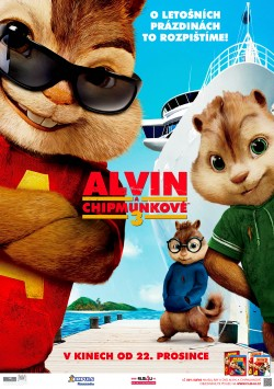 Alvin and the Chipmunks: Chipwrecked - 2011
