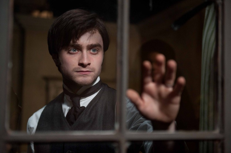 Daniel Radcliffe ve filmu Žena v černém / The Woman in Black