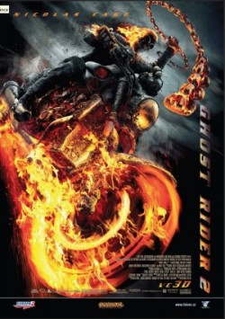 Ghost Rider: Spirit of Vengeance - 2011