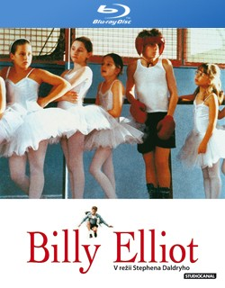 BD obal filmu Billy Elliot