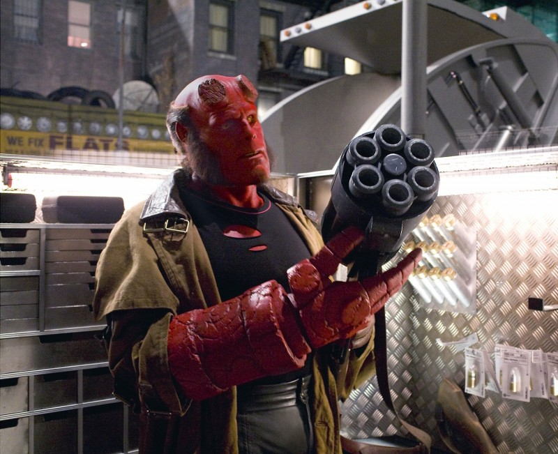 Fotografie z filmu Hellboy 2: Zlatá armáda / Hellboy II: The Golden Army