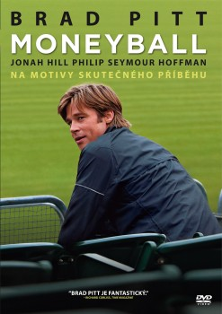 DVD obal filmu Moneyball