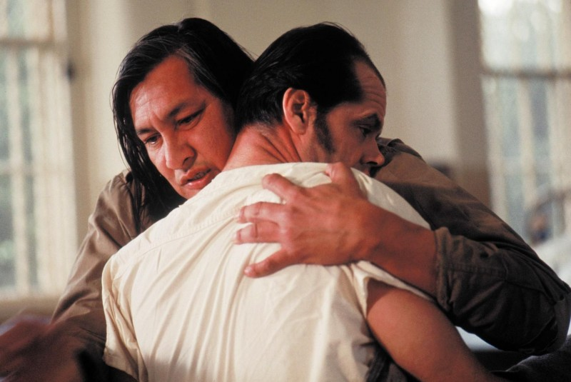 Will Sampson, Jack Nicholson ve filmu Přelet nad kukaččím hnízdem / One Flew Over the Cuckoo's Nest