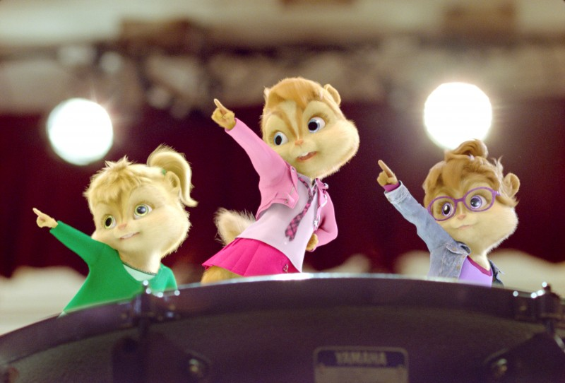 Fotografie z filmu Alvin a Chipmunkové 2 / Alvin and the Chipmunks: The Squeakquel