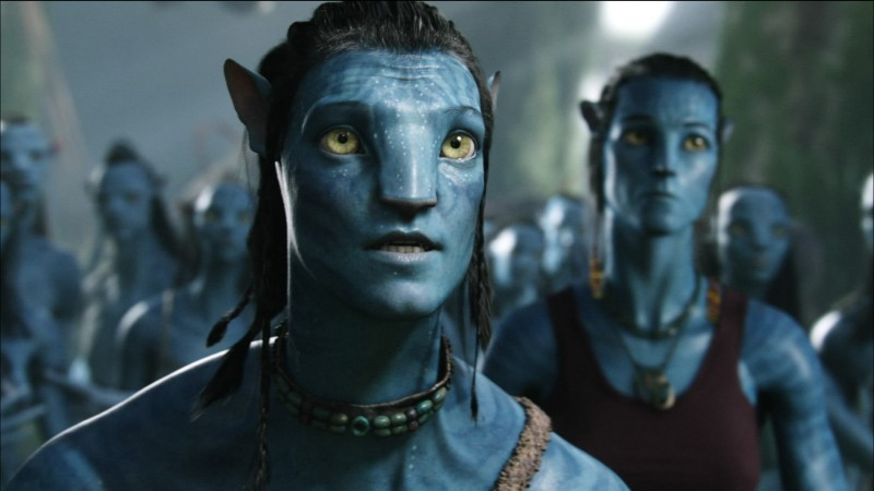 Sam Worthington ve filmu Avatar / Avatar