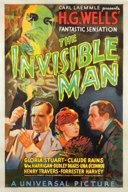 The Invisible Man - 1933
