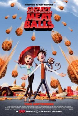 Cloudy with a Chance of Meatballs - 2009