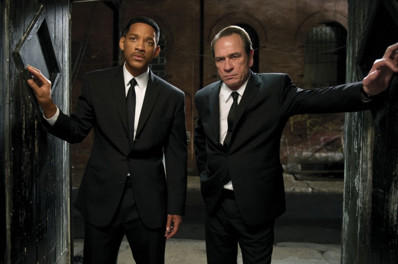 Will Smith, Tommy Lee Jones ve filmu Muži v černém 3 / Men in Black 3