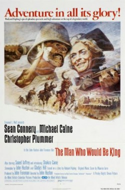 The Man Who Would Be King - 1975