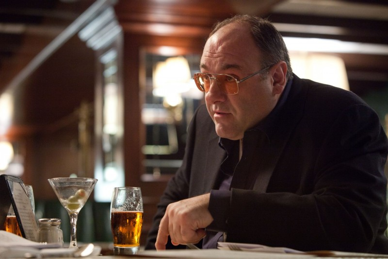 James Gandolfini ve filmu  / Killing Them Softly