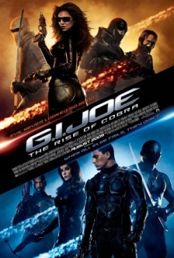 Plakát filmu G.I. Joe / G.I. Joe: The Rise of Cobra