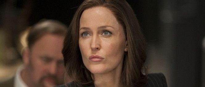 Gillian Anderson bude v The Crown