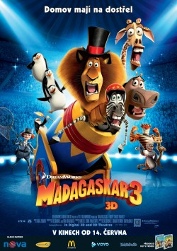 Madagascar 3: Europe's Most Wanted - 2012
