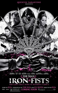 The Man with the Iron Fists - 2012
