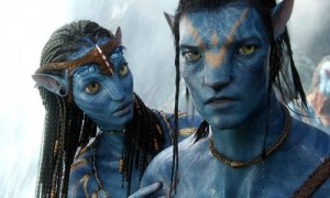 Fotografie z filmu Avatar