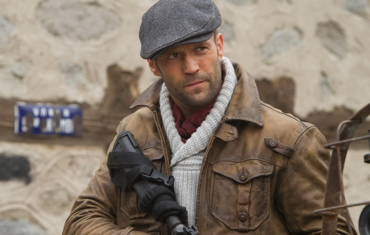 Jason Statham ve filmu Expendables: Postradatelní 2 / The Expendables 2