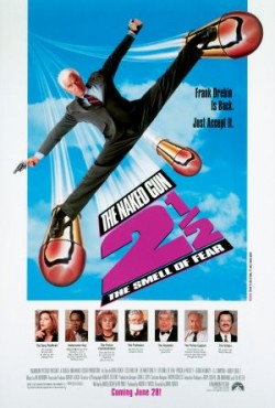 The Naked Gun 2½: The Smell of Fear - 1991