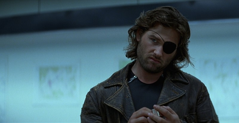 Kurt Russell ve filmu Útěk z New Yorku / Escape from New York