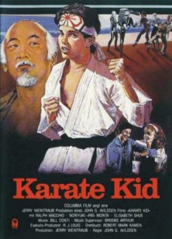 Plakát filmu Karate Kid / The Karate Kid