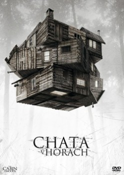 DVD obal filmu Chata v horách / The Cabin in the Woods