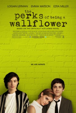 Plakát filmu Charlieho malá tajemství / The Perks of Being a Wallflower