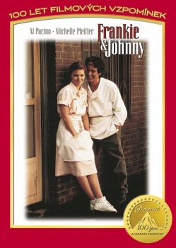 DVD obal filmu Frankie and Johnny