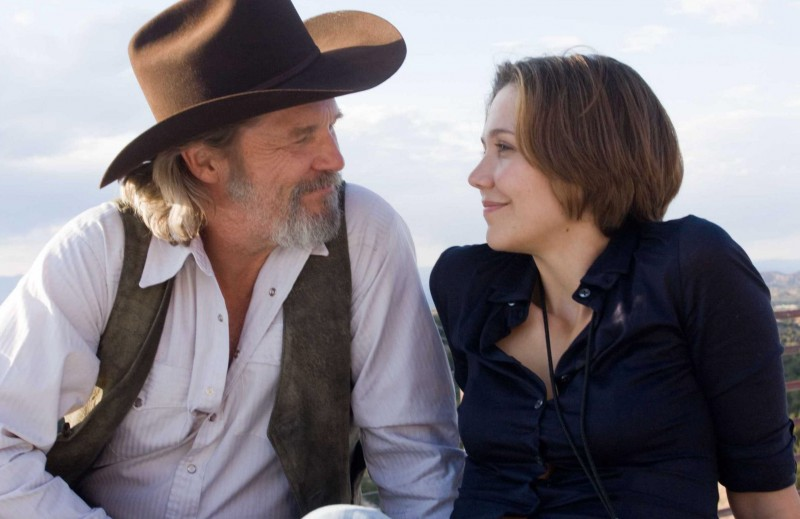 Jeff Bridges, Maggie Gyllenhaal ve filmu Crazy Heart / Crazy Heart