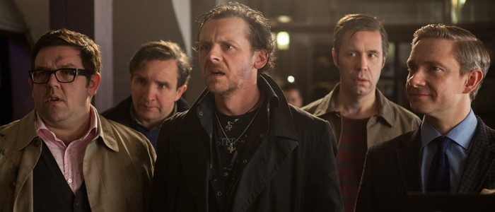 Jaké bude The World's End? Simon Pegg promluvil