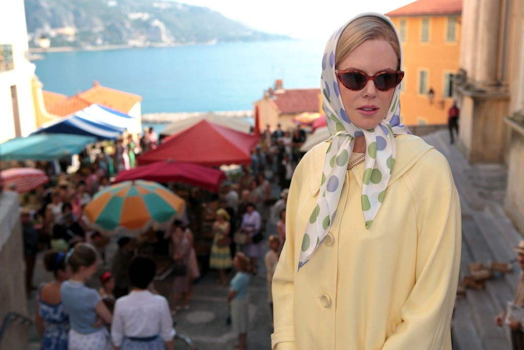 Nicole Kidman ve filmu  / Grace of Monaco