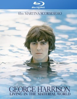 BD obal filmu George Harrison: Living in the Material World