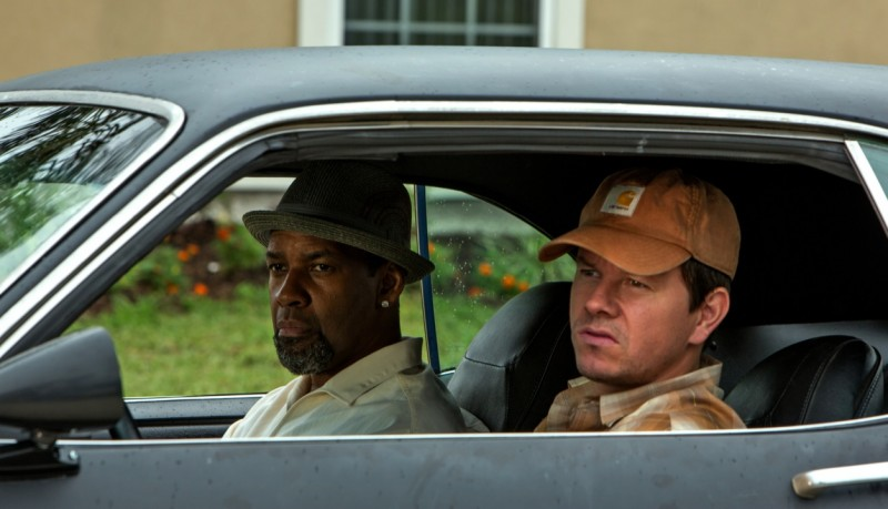 Denzel Washington, Mark Wahlberg ve filmu 2 zbraně / 2 Guns