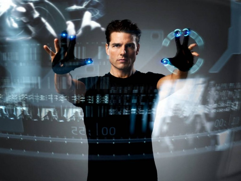 Tom Cruise ve filmu Minority Report / Minority Report